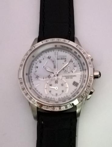 Chronograph Solar